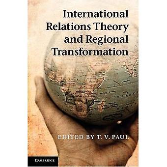 Teoria stosunków międzynarodowych i regionalnych transformacji przez T. V. P
