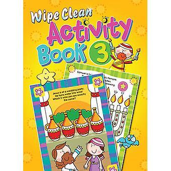 Wischen Sie sauber Activity - Buch 3 von Juliet David - Marie Allen - 978185985