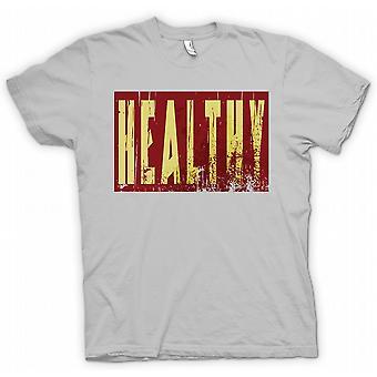 Kids T-shirt - Healthy - Funny Joke