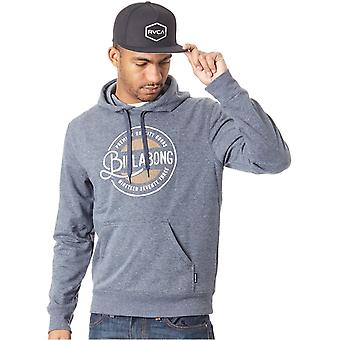 Billabong Navy Heather Plaza Hoody