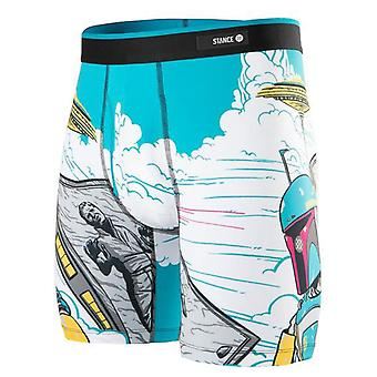 Stance Black Bespin Tower Star Wars Boxer Shorts