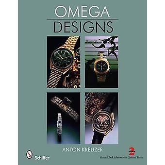 Omega Designs - Feast for the Eyes by Anton Kreuzer - 9780764329951 Bo