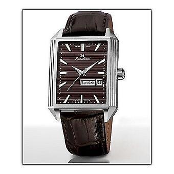 Jean Marcel Quadrum II mens wristwatch automatic 160.265.73
