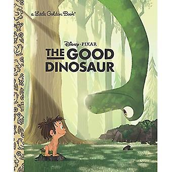 Bra dinosaurie (liten gyllene bok)