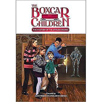 Het mysterie van het gestolen zwaard (Boxcar kinderen)