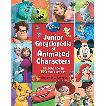 Junior encyklopedi av animerade figurer