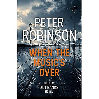 Lorsque plus de la musique: le DCI 23 banques mystère