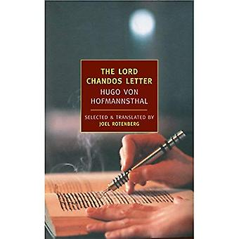 The Lord Chandos Letter (New York Review Books Classics)
