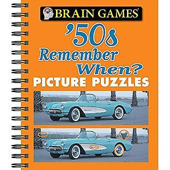 Brain Games 50's Remember When