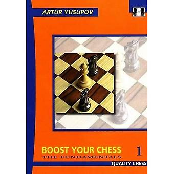 Boost Your Chess: Fundamentals No. 1