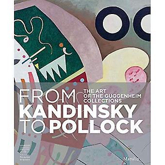 Van Kandinsky aan Pollock: de kunst van de Guggenheim-collecties