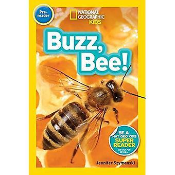 Lectores de geográficos nacionales: Buzz, abeja!