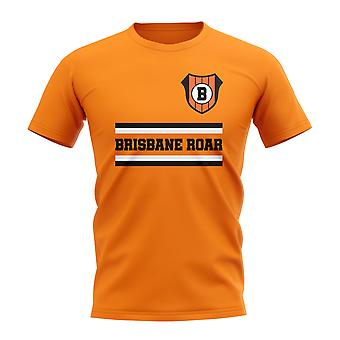 Brisbane Roar Kern Football Club T-Shirt (Orange)