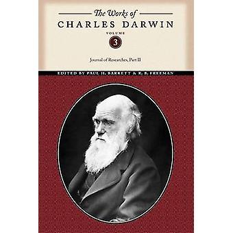 De werken van Charles Darwin Volume 3 door Darwin & Charles