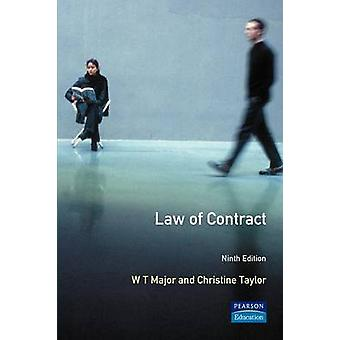 Law of Contract by Major & William T.