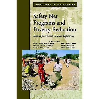 Skyddsnät program och fattigdom minskning lektioner från CrossCountry erfarenhet av Braithwaite & Jeanine