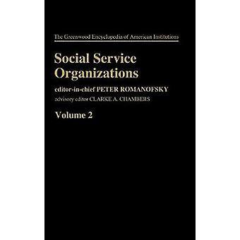 Sosiale tjenester organisasjoner V2 av Romanofsky & Peter