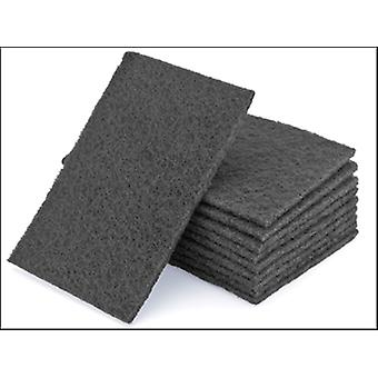 HAND PADS VERY FINE (PACK OF 10) GREY