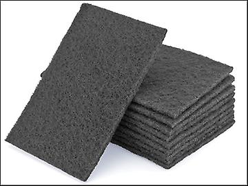 Flexipads World Class Hand Pads Grey Very Fine 150 x 223mm (10)