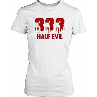 333 half kwaad T damesshirt