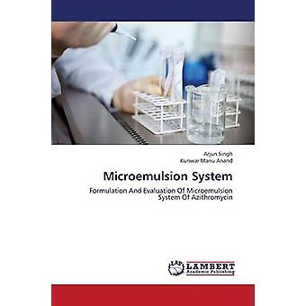 Microemulsion System by Singh Arjun