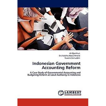 Indonesiske regering Accounting Reform af Djamhuri & Ali