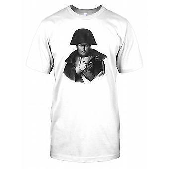 Napoleon Bonaparte - franske militære legende børn T Shirt