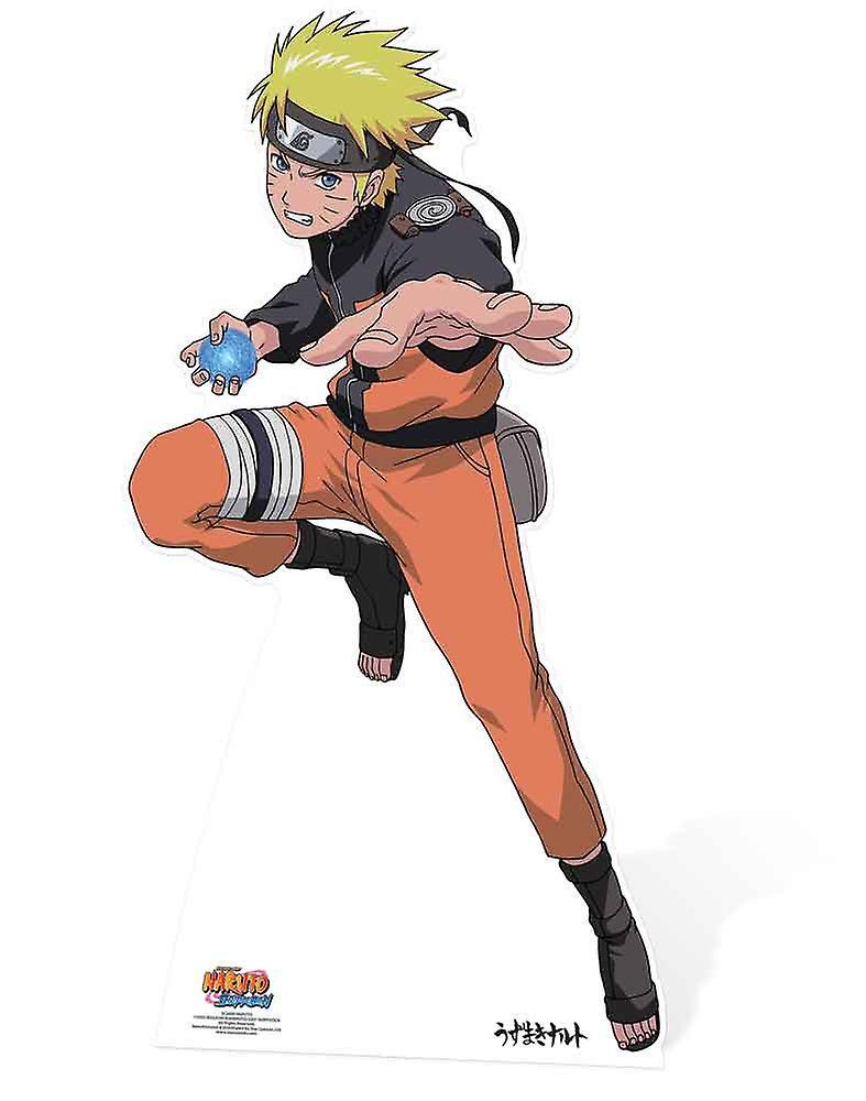 Naruto from Naruto Shippuden Lifesize Cardboard Cutout / Standee / Standup