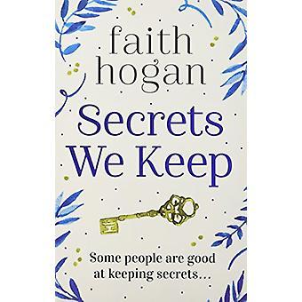 Secrets que nous gardons de foi Hogan - livre 9781788542043