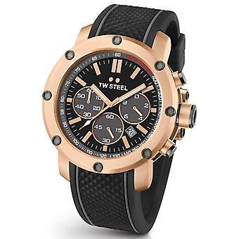 TW Steel Grandeur Tech Ts5 chronograph mens watch 48 mm