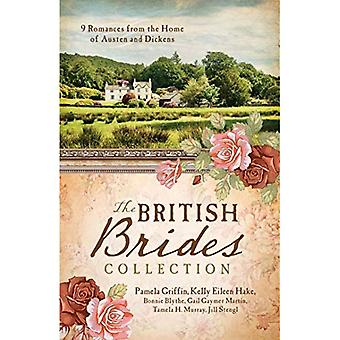 The British Brides Collection: 9 Romances from� the Home of Austen and Dickens