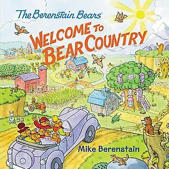 The Berenstain Bears - Welcome to Bear Country by Mike Berenstain - 97