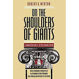 On the Shoulders of Giants - A Shandean Postscript - The Post-Italiana