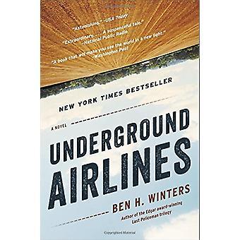 Underground Airlines by Ben Winters - 9780316261258 Book