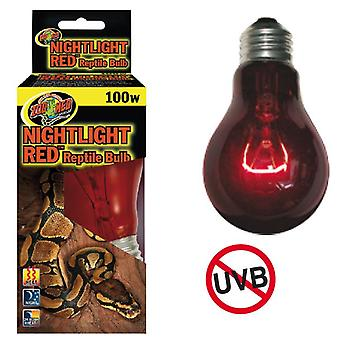 Nayeco Bulb Night Light Red Reptile 60 W (Reptiles , Lighting , Light Bulbs)