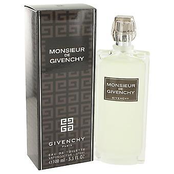 Monsieur Givenchy Eau de Toilette spray av Givenchy