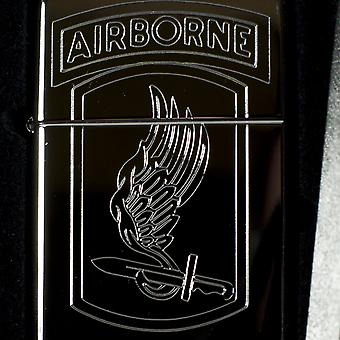 Lighter - 173rd airborne brigade polish chrome r1