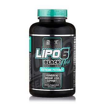 Nutrex Lipo-6 Black Hers Powerful Weight Loss Support Supplement