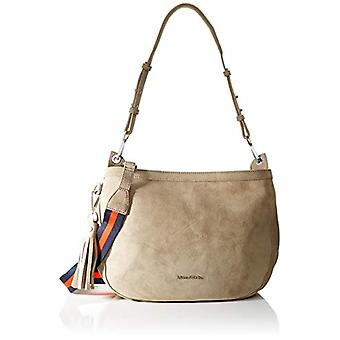 Marc OPolo 90718000801301 Women's Beige shoulder bag (Beige (dark stone 149)) 12x30x32 cm (B x H x T)