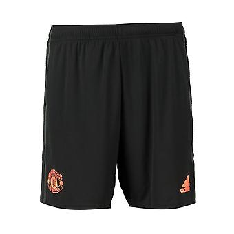 2019-2020 Man Utd Adidas Third shorts (sort)