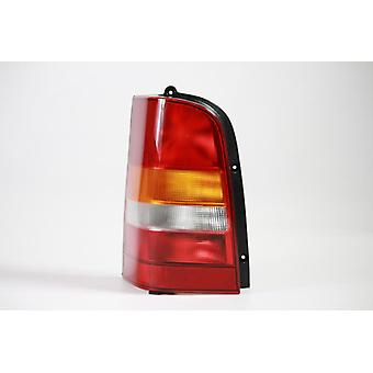 Left Tail Lamp (Red+Amber+Clear Van Models) For Mercedes VITO van 1996-2003