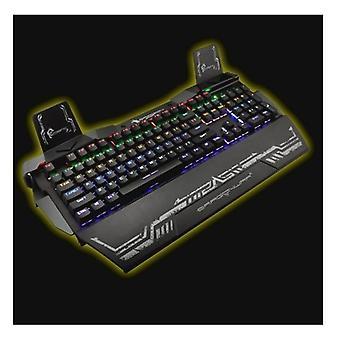 Dragonwar 010 Steel Wings Optical Switch Gaming Keyboard