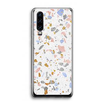 Huawei p30 transparente caso-Terrazzo N ° 8
