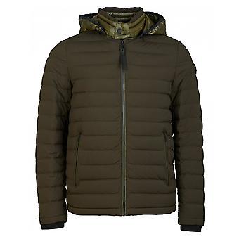 Moose Knuckles Blackrock Hooded Jacket