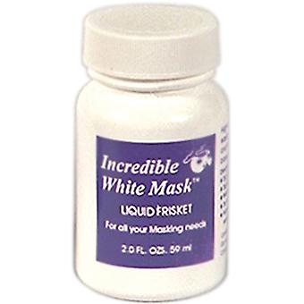 Incredible White Mask Liquid Frisket 2 Ounces Wm2