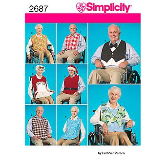 Simplicity Crafts One Size U02687os