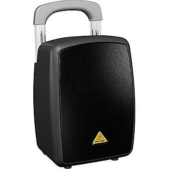 Portable PA speaker 8  Behringer MPA40BT-Pro battery-powered, mains-powered 1 pc(s)