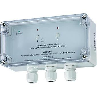 HomeMatic Wireless shutter actuator 76800 1-channel