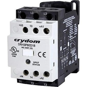 SSC 1 pc(s) DRH3P60A18 Crydom Current load: 18 A Switching voltage (max.): 600 Vac