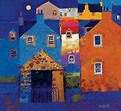 George Birrell print - Stone Shed